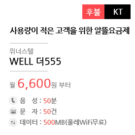 WELL 더555